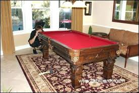 rug under pool table pool table rug size billiards rugs rug for under pool table