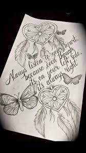 Dream Catcher Tattoo With Quote Best of Cool Dream Catcher Tattoo With Quote Tattoo Ideas Pinterest