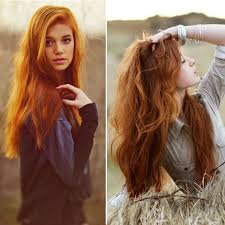 ginger hair color with wavy hairstyle love it so much red hair dye choice