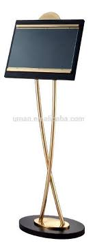 A3 Display Stands Hotel Display Sign Stands For A100 View Sign Stands Uman Product 80