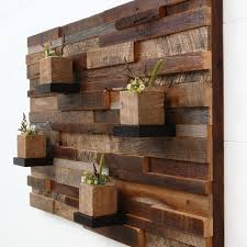 hand crafted reclaimed wood wall art made of old barnwood by with design 13