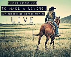 Farm Life Quotes Interesting 48 Ranch Quotes By QuoteSurf