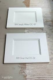 Benjamin Moore Simply White Kitchen Cabinets Medium Size Of Simply ...