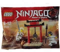 Lego 30530 Ninjago Wu Cru Target Training Polybag .: Amazon.de: Spielzeug