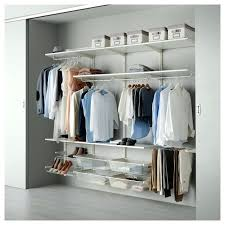 Closet Rods Walmart Delectable Closet Rods Walmart Clothes Rod Double Hang Tension Pulsemagorg