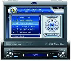 fm full form jensen vm9312hd dvd player with lcd monitor and am fm hd tuner in