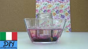 Decorazione di vetro per la camera decorazione da tavolo con