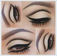60s eye makeup tutorial beauty fashion how to do 60s eye makeup