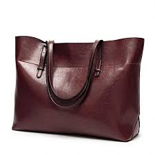 <b>Large Leather Bag</b>: Amazon.co.uk