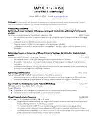 Peace Corps Resume Cool Amy Krystosik Resume Global Epi April 48