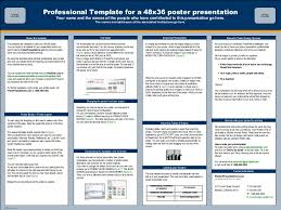 poster format powerpoint online poster presentation echinacea