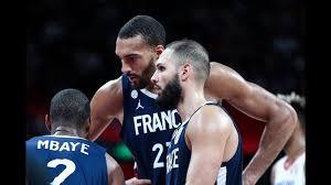 Sarà Italia-Francia (e sarà durissima): il tabellone del torneo di basket  alle Olimpiadi - video Dailymotion