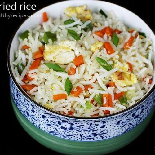Special Egg Fried Rice