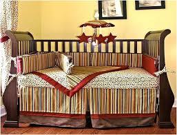 baseball crib bedding set baby sets