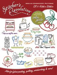 Iron On Embroidery Patterns