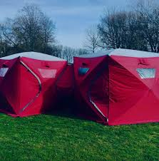 Modular Tent System Camping Tents Cube Tent Modular Connectable Tents Camping