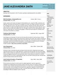 Resume Template Reume Templates Professional Cv Format In Word