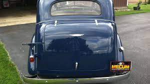 1937 Chevrolet Master Deluxe 2-Door Sedan | U81 | Indy 2012