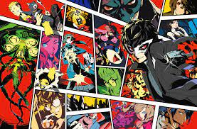 217 Persona 5 HD Wallpapers ...