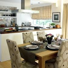 Kitchen Dining Room Design Layout Decor Interesting Design Ideas