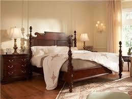 Wooden furniture bed design Wooden Back Panel Bedford Pineapple Post King Bed Fine Furniture Design Fine Furniture Design Beds