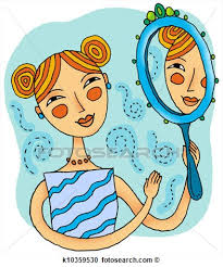 mirror reflection clipart. clipart info mirror reflection r