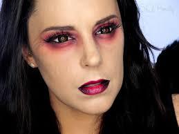 tutorial maquillaje Ángel caído