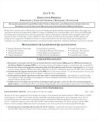 Best Executive Resumes Best Sample Resumes Executive Resume