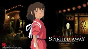 Image result for spirited away hd poster