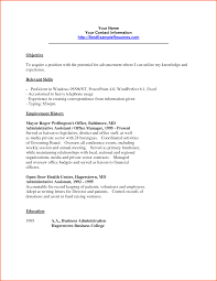resume clerical resume examples clerical - Clerical Resume Sample