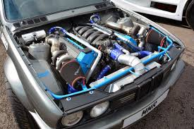Coupe Series twin turbo bmw : BMW E30 with a Twin-turbo M60 – Engine Swap Depot