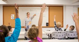 are you up for the challenge of a gifted education teacher career teacher calling on gifted students in special cl