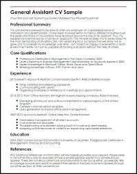 Templates Administrative Assistant Cv Template For Admin – Rigaud
