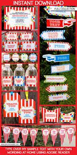 Homemade Circus Decorations 17 Best Ideas About Carnival Decorations On Pinterest Circus