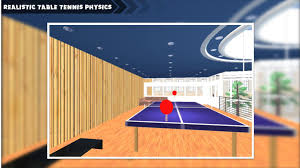 Extreme Ping Pong Ping Pong Tabel Tennis 3d 2017 Android Apps On Google Play
