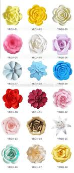Popular Paper Flower Table Centerpieces Buy Cheap Paper Flower     Pinterest paper flowers mini rose flower candy box