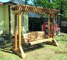 Porch wonderful porch swing cushion design Porch Swing Cushion