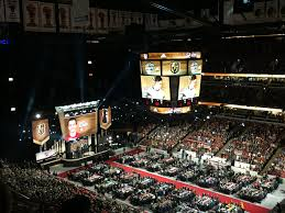 glass was the golden knights first selection at the 2017 nhl entry draft
