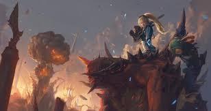 Heroes Of The Storm Nova Starcraft Nova ...