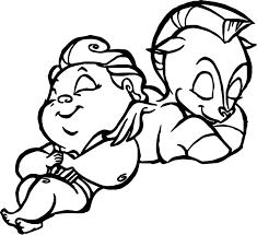 Sleep Baby Hercules And Baby Pegasus Coloring Pages Wecoloringpagecom