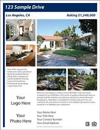 home for sale template 10 best free flyer templates microsoft word images on pinterest