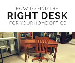 How to Find the Right Desk for Your Home fice Allen Wayside
