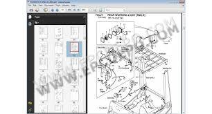 tcm forklifts parts catalogue TCM Fork Lift Parts Manual Tcm Forklift Wiring Diagram #19