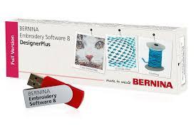 Bernina Designer Plus V8 Bernina V8 Upgrade