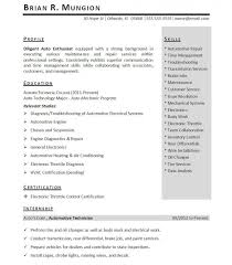 Engineering Internship Resume Sample Impressive Internship Resume Templates Awesome Engineering Internship Resume