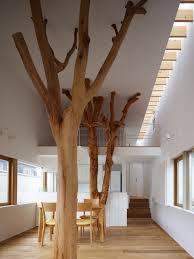 Déco avec arbres et troncs! voici 20 exemples magnifiques