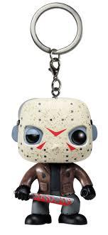<b>FUNKO</b> FUN4871 POCKET <b>POP</b>! KEYCHAIN: Horror - Jason ...