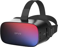 <b>DPVR P1</b> Pro <b>4K</b>: Full Specification - VRcompare