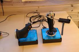 flight gaming controller converted for midi highly liquid forum it s called the saitek x45 digital joystick throttle and boy does it have a bunch of switches and rotary controls here s the full manual