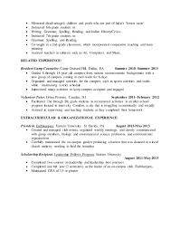 Student Teaching Resumes - East.keywesthideaways.co